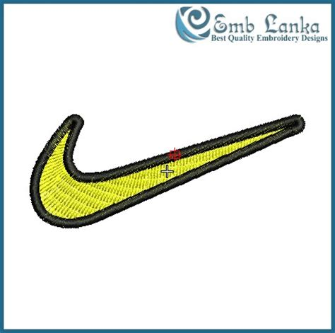 embroidery design nike yellow nike swoosh embroidery design emblanka com