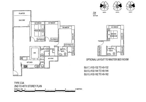floor plan scales 黄室小筑 floor plan