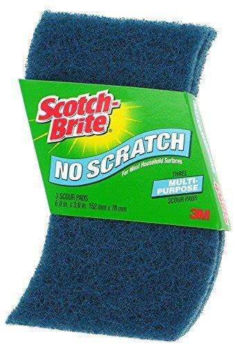 Scote Brite 3m scotch brite no scratch scout pads 3 pk