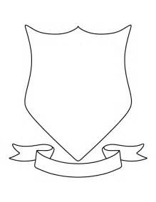 printable coat of arms template