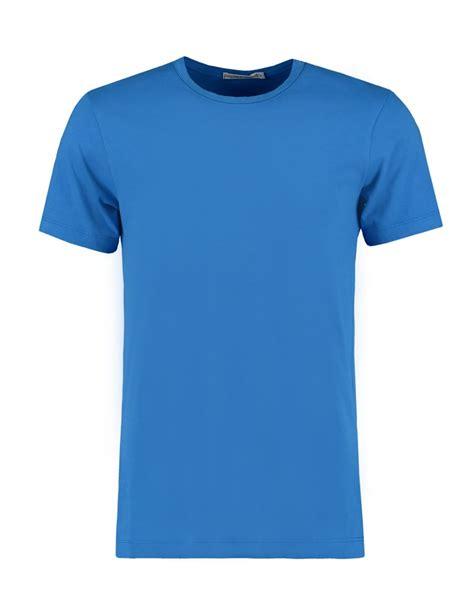 design t shirt blue cotton men s cobalt blue garment dye crew neck t shirt 100