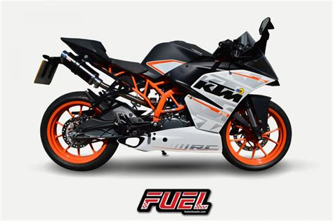 Ktm Rc 390 Images Ktm Rc 390 High Level 2014 15 Exhaust Gallery
