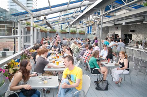 the best rooftop patios in toronto