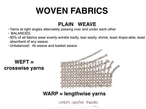warp knitting definition knit fabrics and woven fabrics defined
