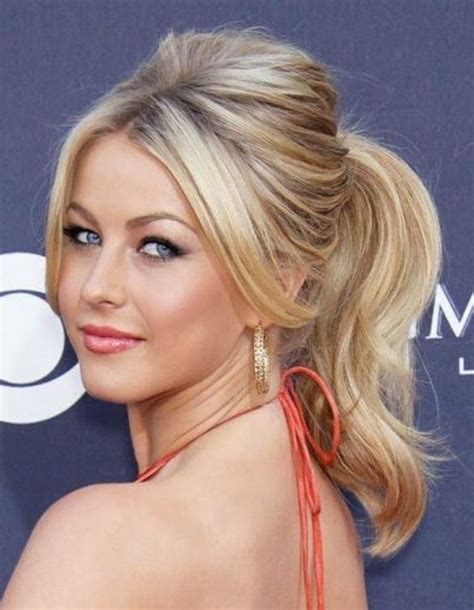 julianne hough with bangs julianne hough s pretty ponytail i really like this