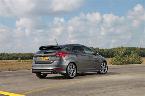ford limited edition ford focus st line 182 limited edition autotest en
