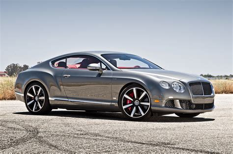 2013 Bentley Continental Gt Speed W12 Front View Photo 14