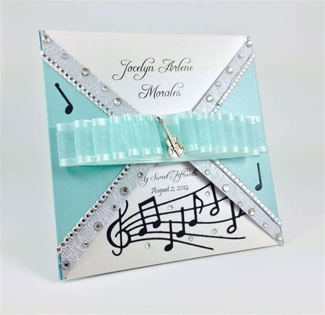 music theme quinceanera 20 best the quot perfect quot quincenera and sweet 16 invitations