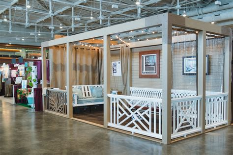 companies that decorate homes for the porch company at the home decorating remodeling show