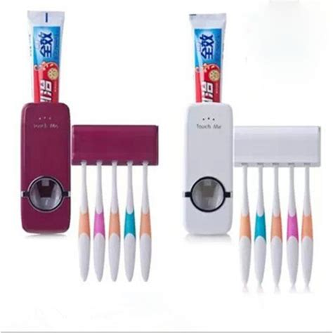 dispenser odol new aliexpress buy 1 pc bathroom wall mount toothbrush
