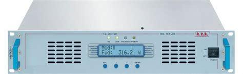 Lifier Fm 1000 Watt Rvr Tex150lcd S Fm Transmitter 150 Watt Stereo Rvr