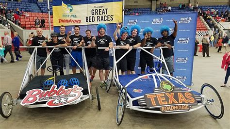 bed race alpha energy solutions and texas roadhouse claim 2017