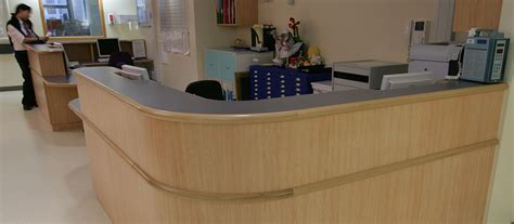 Hospital Reception Desk Receptions David Bailey Furniture Systems
