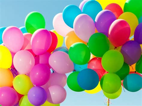 colorful balloons wallpaper 1500x500 colorful balloons in the sky twitter header photo