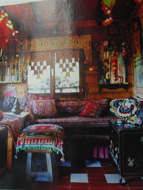 hippie rooms