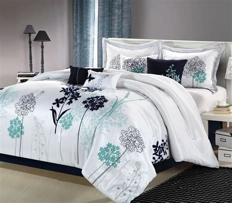 25 best ideas about teal comforter on teal