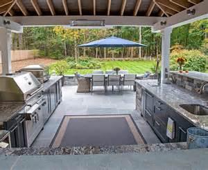 outdoor kitchen ideas upgrade your barbecue area to kitchen marvelous outdoor kithen island design ideas