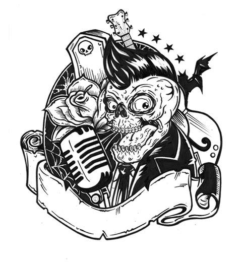 horor rockabilly by xafiritus on deviantart