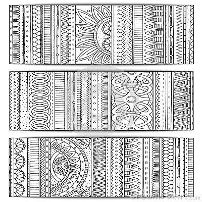 wood pattern card stock abstract ethnic pattern cards on wood background stock