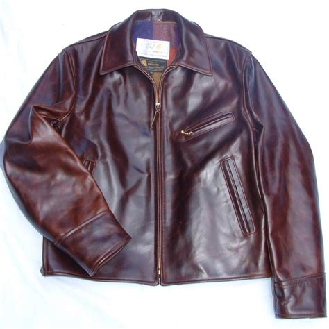 Rugged Leather Jackets by Rugged Style Horsehide Quot Aeroleather Quot Jackets