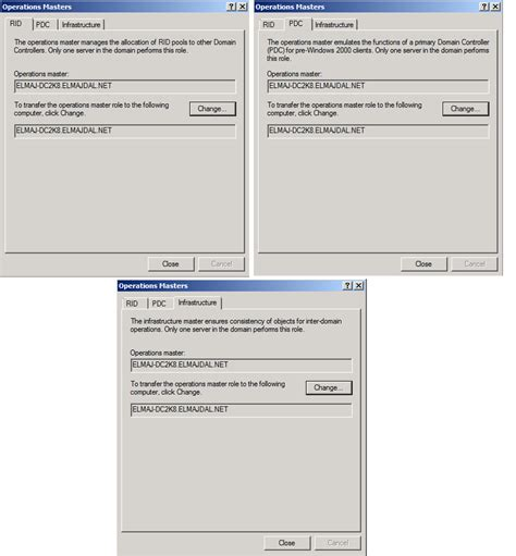 migrating active directory domain controller  windows