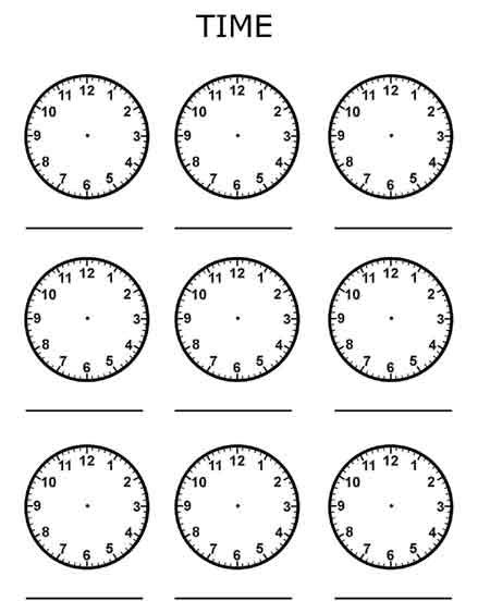 printable telling time sheets free 15 best images of telling time worksheet pdf telling