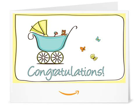 Problem Redeeming Amazon Gift Card - congratulations baby printable amazon co uk gift voucher amazon co uk gift