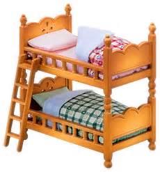 Sylvanian Bunk Beds Sylvanian Bunk Beds Sylvanian Families Bunk Bed Sylvanian Families Bunk Bed Set 163 9 00