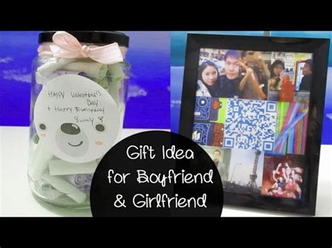 thoughtful gifts for your boyfriend three thoughtful gift idea for boyfriend diy