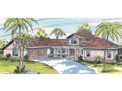 lake house plans with vaulted ceilings mediterreanan home 051h 0200 lake house pinterest
