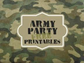 great fun etc army party prep stencil tutorial amp free