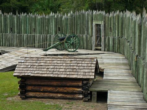 fort foster state historic site florida hikes
