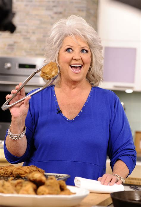 Paula Deen Runs Into A by Who Do You Think You Are All About Paula Deen Photo