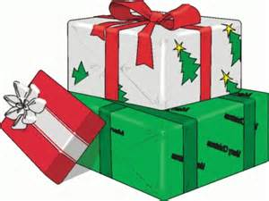 christmas presents clipart tumundografico clipart best
