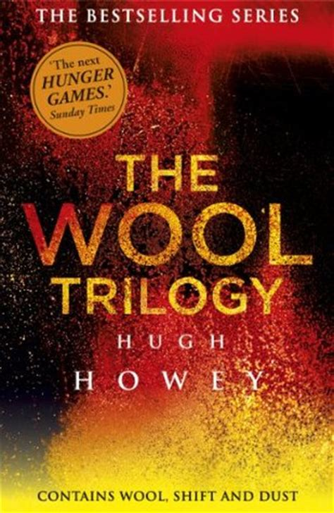 wool trilogy silo    hugh howey reviews