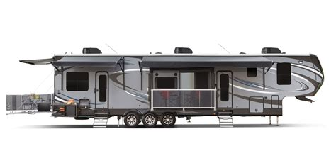 Camp Trailer Awnings Floor Plans With Rear Garage Side Free Home Design Ideas
