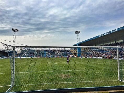 the fans avenue reviews meeting with local fans picture of priestfield stadium