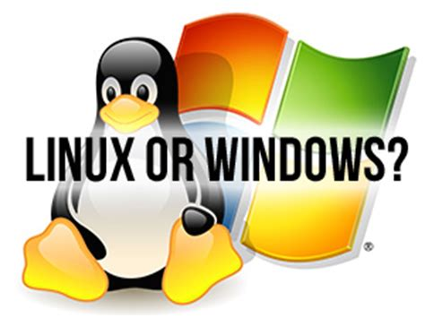 what does linux do better than windows why linux web hosting is better than window web hosting