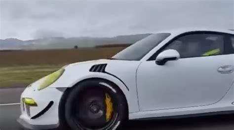 Race Lamborghini Vs Race Lamborghini Huracan Vs Porsche Gt3rs