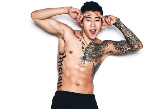 what does jay park s tattoo say 15 korean artists who have fascinating tattoos soompi