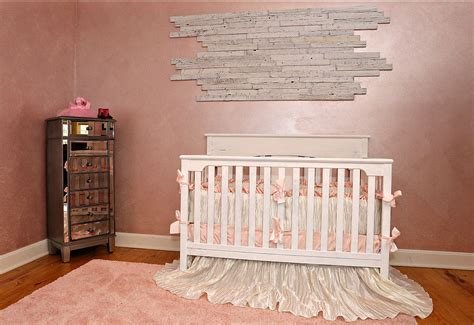 shabby chic crib 10 shabby chic nurseries with charming pink radiance