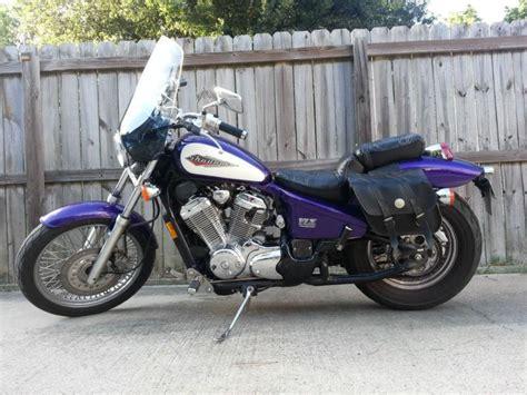 1995 honda shadow buy 1995 honda shadow vlx deluxe on 2040 motos