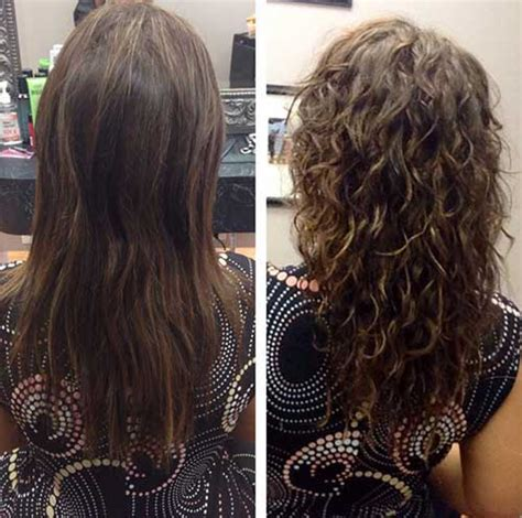 permanant for long hair 20 perm styles long hairstyles 2016 2017