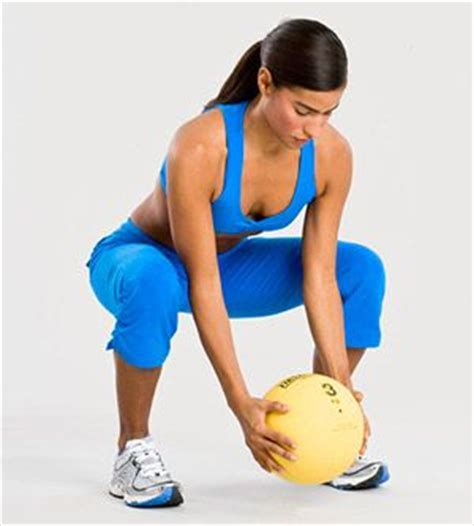 images  medicine ball exercises  pinterest
