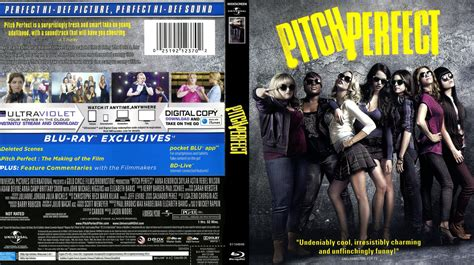 Dvd Original Pitch 1 Pitch 2 pitch scanned covers pitch bluray dvd covers