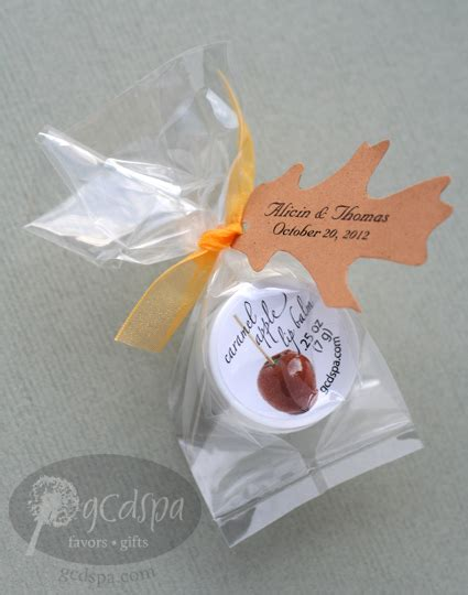 Apple For Baby Shower Favors by A Is For Apple Favors The Favor Stylist