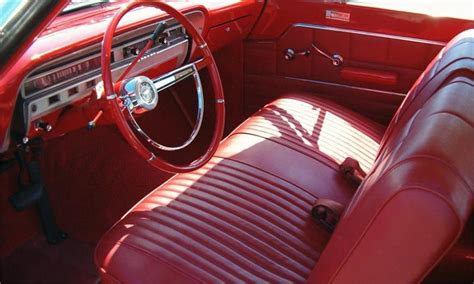 Upholstery Victoria 1965 Fairlane Sports Coupe Interior Kit