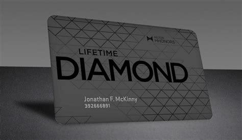Hhonors Gift Card - hilton hhonors lifetime diamond status 187