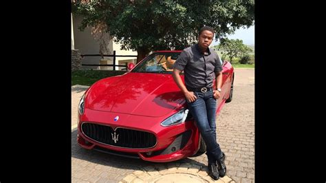 sandile shezi multimillionaire in south africa learned a lot forex