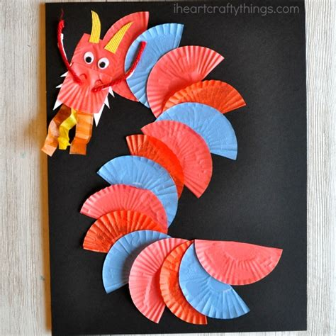 Cny Paper Craft - 12 new year activities for tip junkie